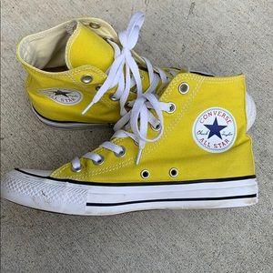 Converse Shoes - Chuck Taylor All Star high top converse sneaker